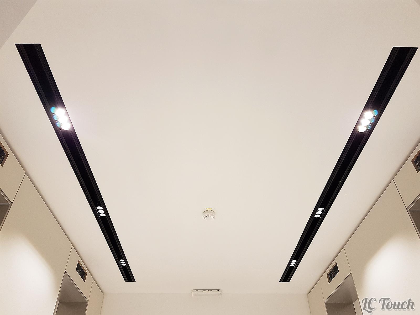 Nouveaux Faux-Plafond en Gyproc