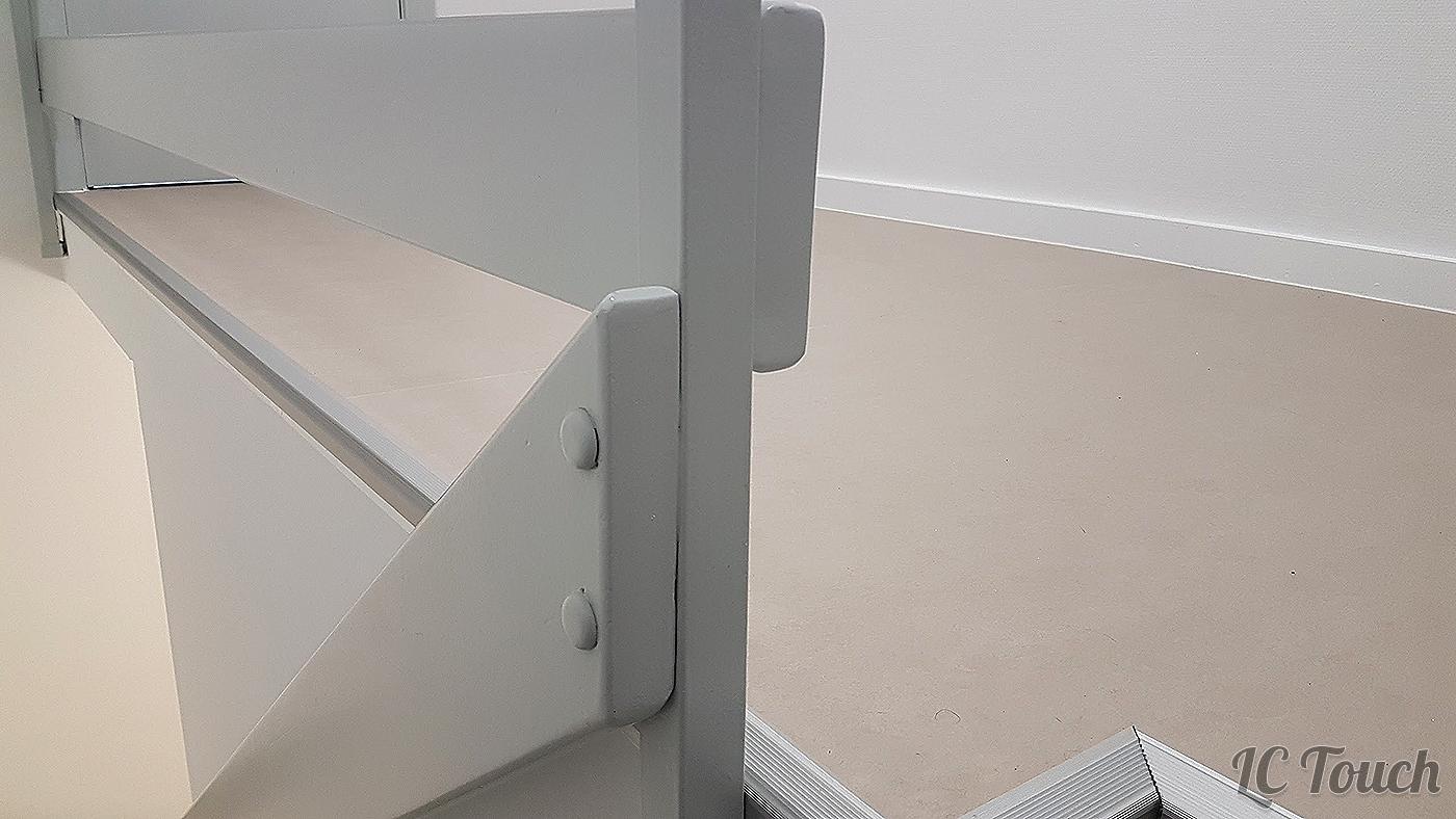 Paliers et Escaliers