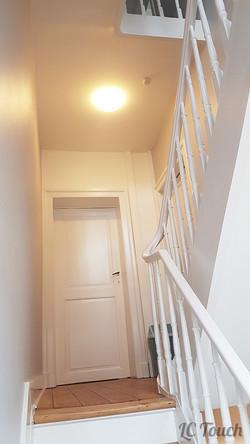 Rénovation d'une Cage d'Escalier