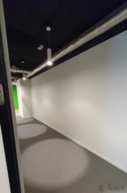 Renouvellement d'espace de bureaux