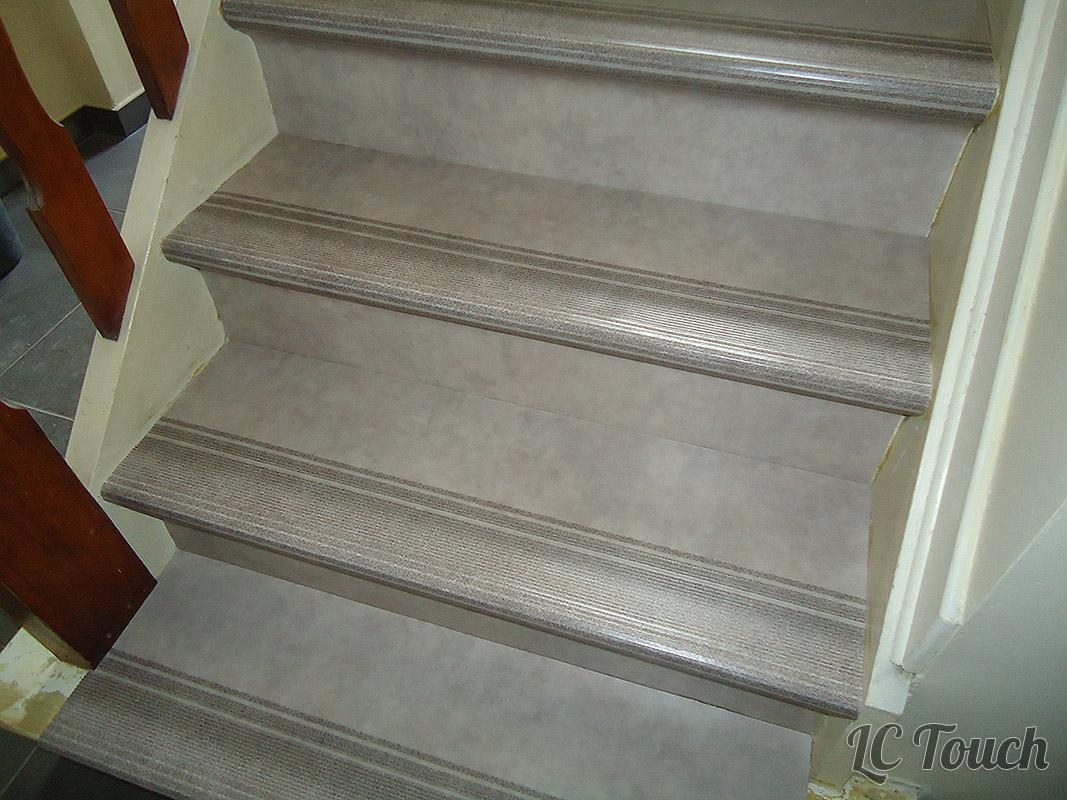 Revêtement pour Escalier