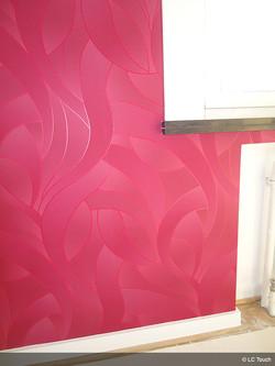 Rénovation des Murs d'une chambre