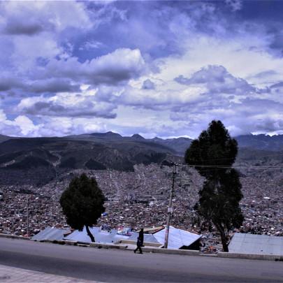 Miasto czarownic, miejskie legendy, naj… La Paz.