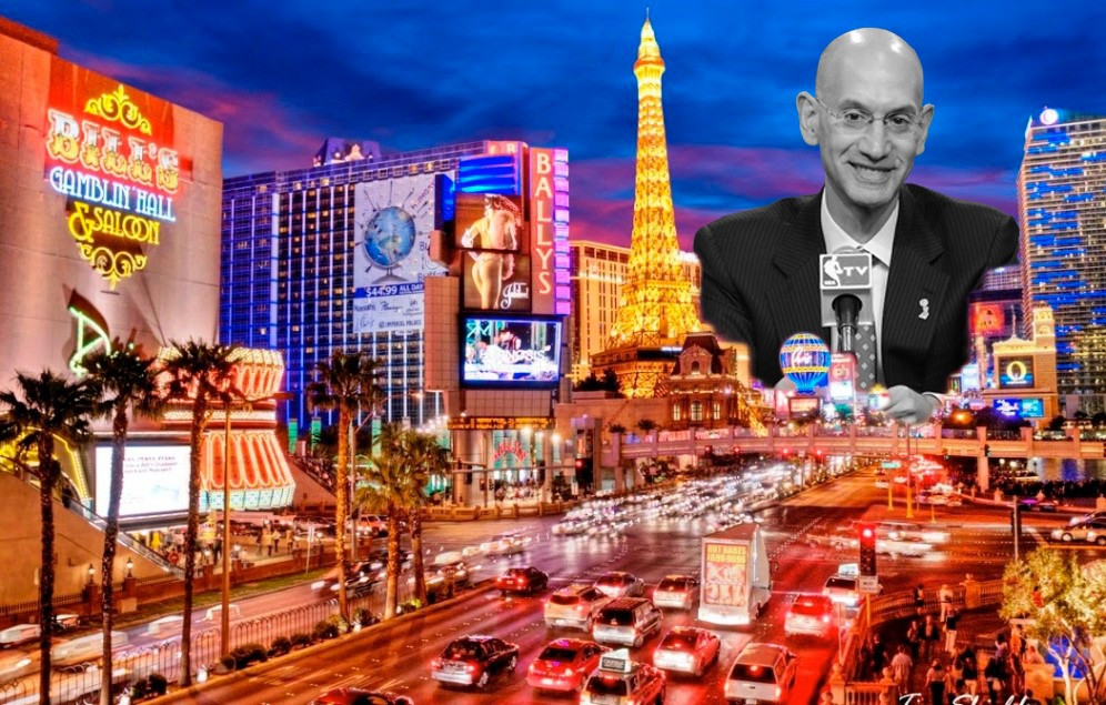 Las_Vegas_Adam_Silver_Around_The_Game_Nba