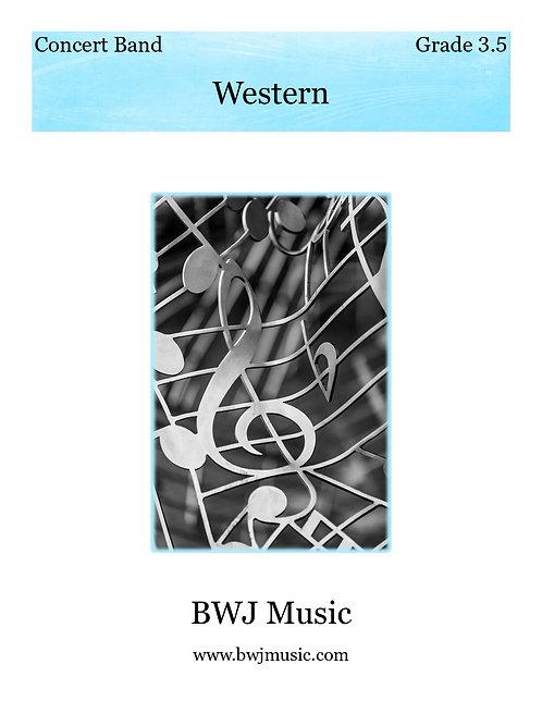Western (Concert Band Version)
