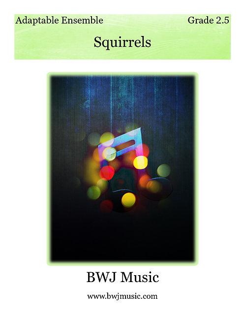 Squirrels (Adaptable Ensemble Version)