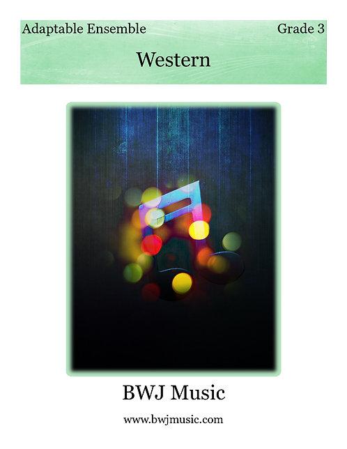 Western (Adaptable Ensemble Version)