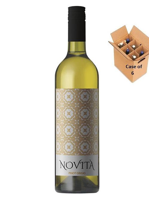Pinot Grigio 2019, Novità, Venezie case of 6
