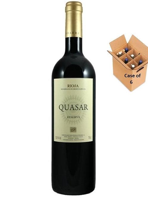 Rioja 2014, Quasar Reserva