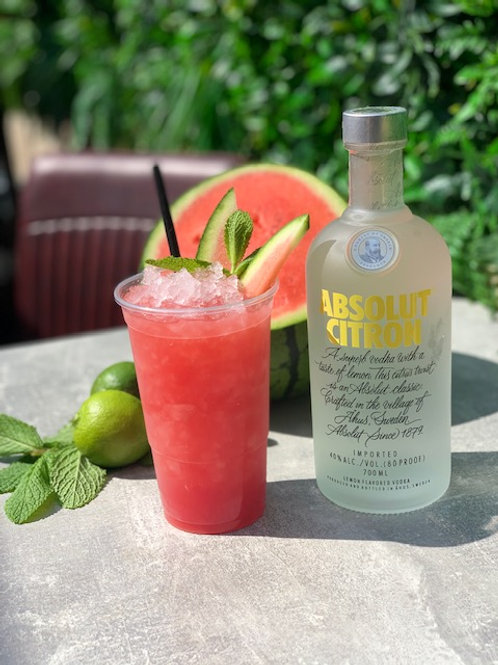 Watermelon Martini 1 Person, Collection only