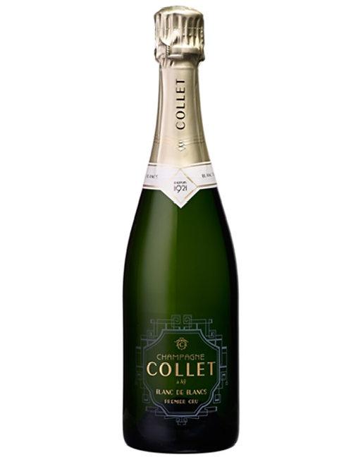 Champagne Collet Brut 1er Cru Blanc de Blancs N.V