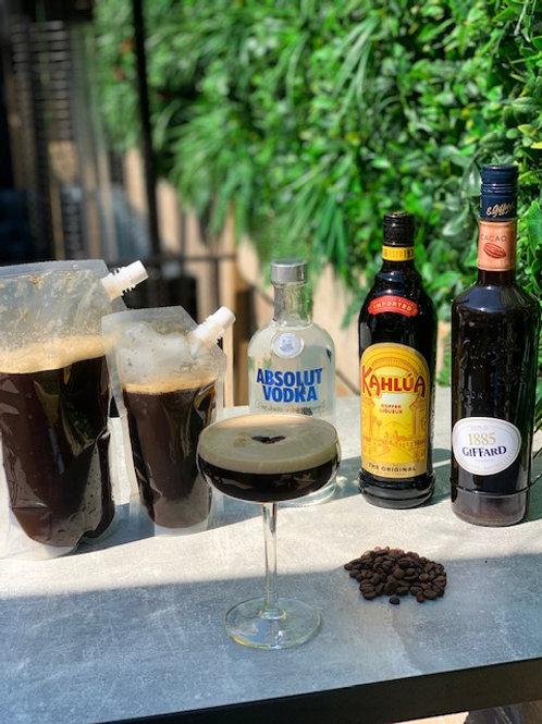 Esperesso Martini (3 Servings)