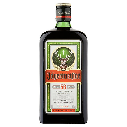 Jägermeister Herbal Liqueur 700ml
