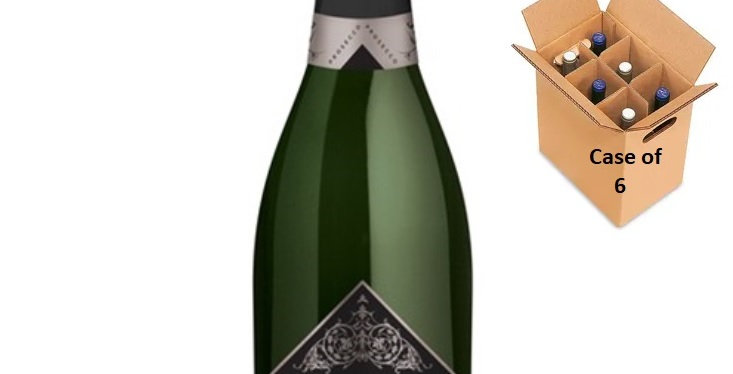 6 Bottles of Amata Prosecco Extra Dry, Veneto NV DELIVERED COLD