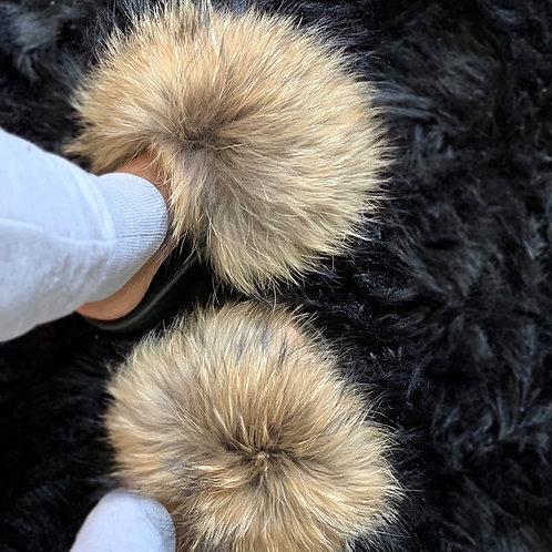 Kids Fur Slides