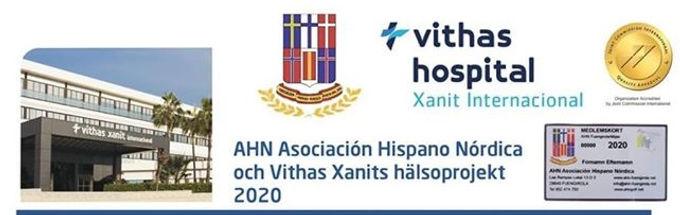 Rabatt på Vitas Hospital Xanit internacional i Benalmadena!