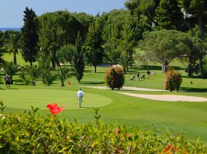 €50 för greenfee på Rio Real Golf Club, Marbella!