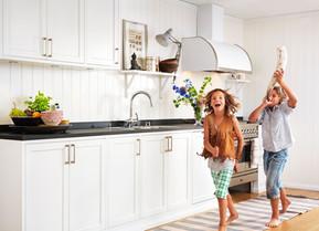Nytt kök, badrum eller förvaring!