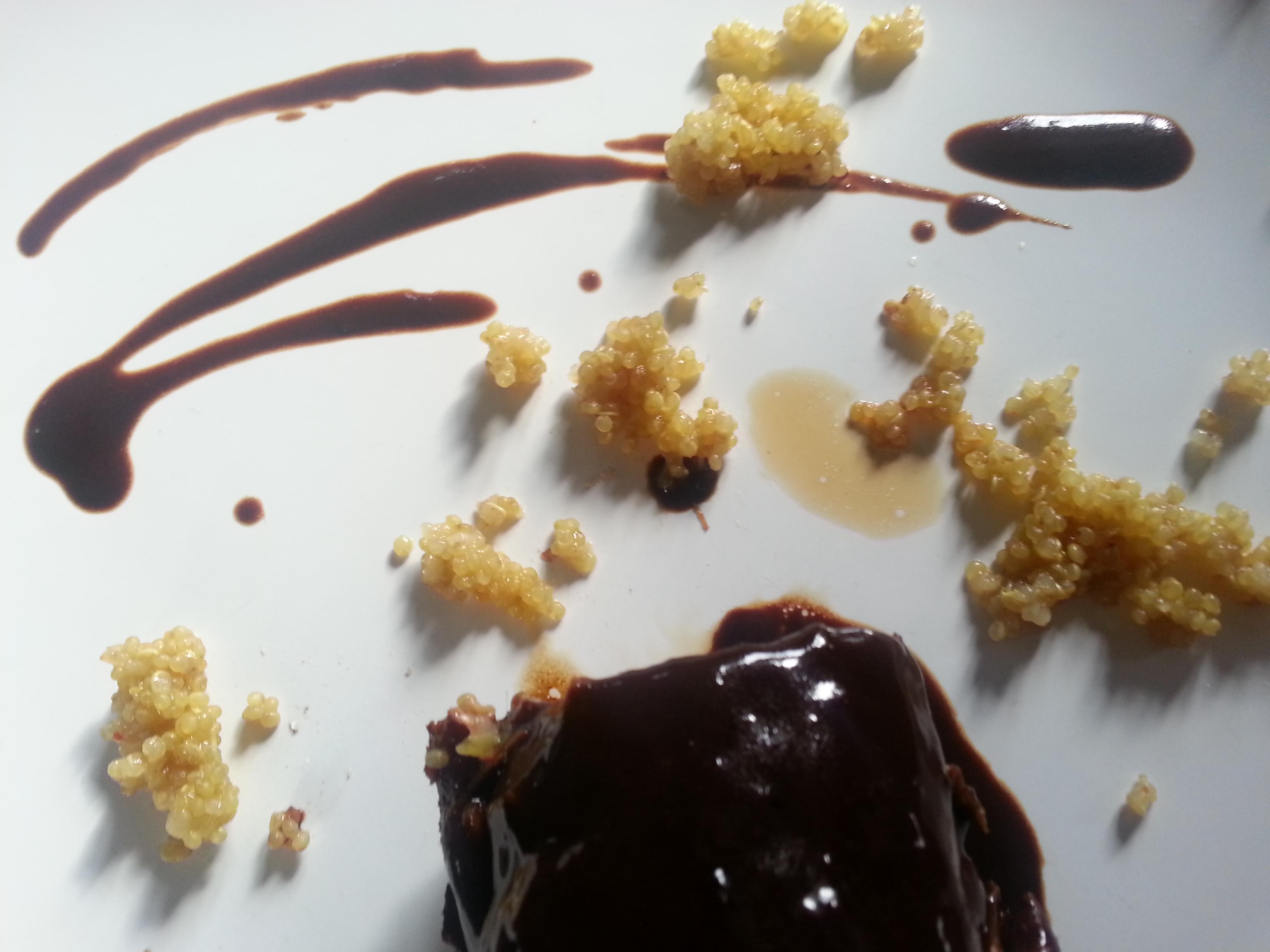 Mignon de porc chocolat