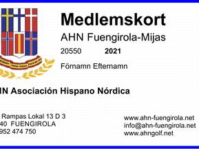 AHN Medlemsförsäkring