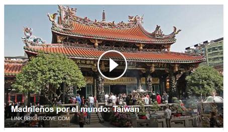 Madrileños por el mundo: Taiwán