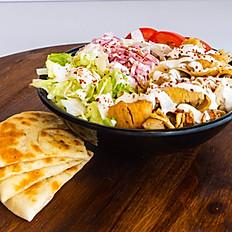 Chicken Gyro Bowl