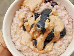 Red Berry Porridge