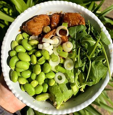 Protein Poke Bowl