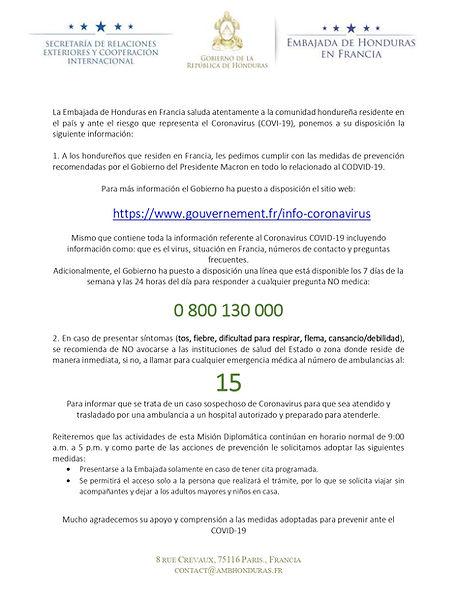 Comunicado Coronavirus Embajada_page-000