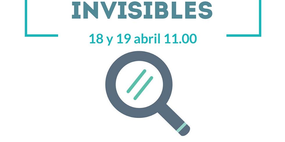 "Taller ""Seres invisibles"""