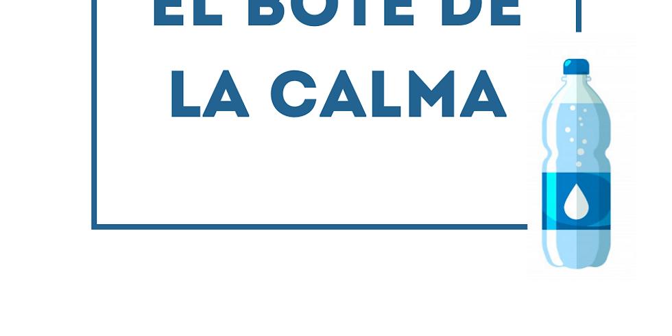 """Taller """"El bote de la calma"""""""