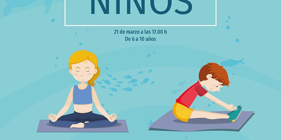 ¡COMPLETO! - Yoga para niños