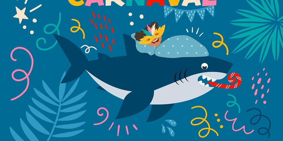 ¡COMPLETO! -Durmiendo con tiburones - especial CARNAVAL