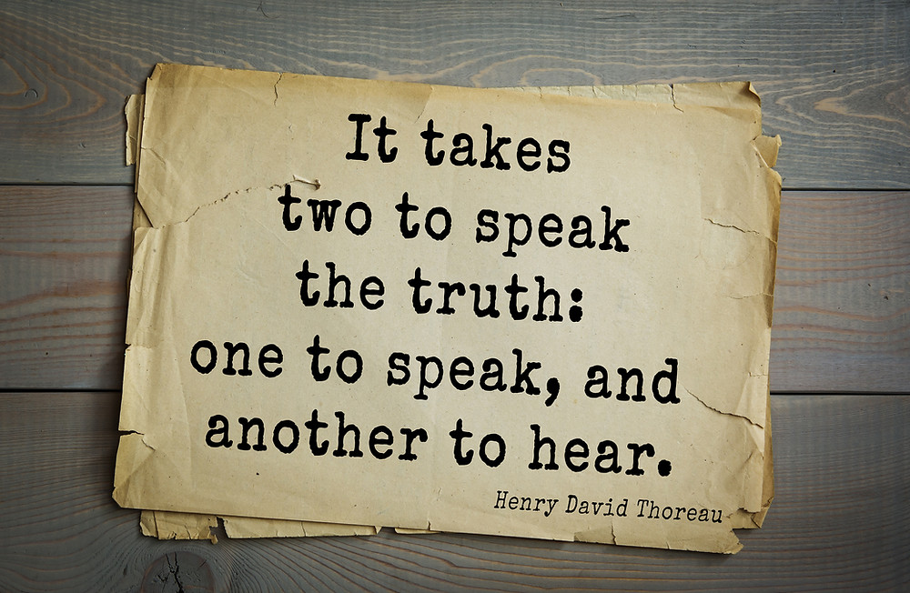 Handling truths, Basile Cleveland Business Coaching