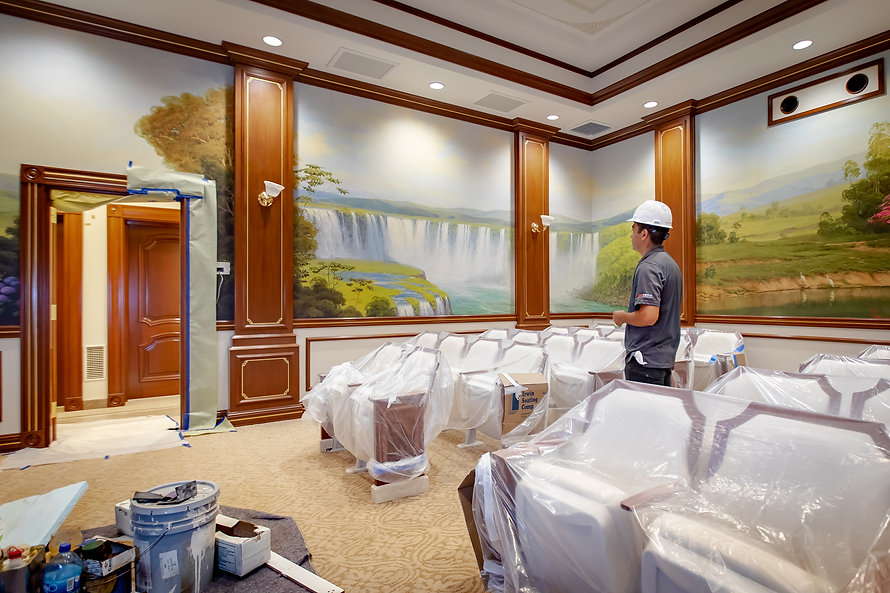 Zwick Construction has completed many remodel/expansion projects throughout Utah, California, Nevada, and Arizona, including the Asuncion Paraguay Temple.