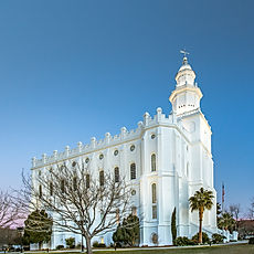 Zwick Construction has completed many religious construction projects throughout Utah, California, Oregon, and Florida, as well as internationally, including the St. George Utah Temple.