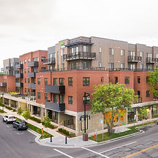 Zwick Construction has completed many multifamily projects throughout states like Utah, California, Nevada, and Arizona, including 21 by URBANA.