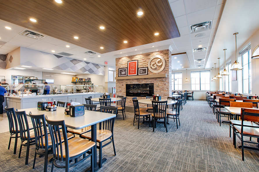 Zwick Construction has completed many restaurant construction projects throughout California and Utah, including the Golden Corral.