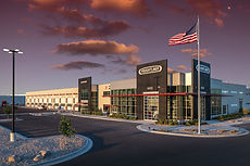 Zwick Construction has completed many transportation/warehouse construction projects throughout states like Utah, California, Arizona, and Nevada, such as the Warner Freightliner.