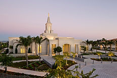 The Cordoba Argentina Temple is just one of many religious and cultural projects completed by Zwick Construction.
