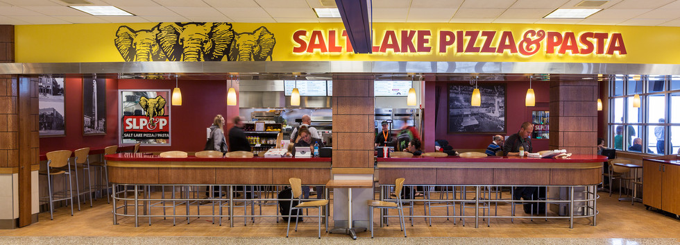 Salt Lake Pizza and Pasta Airport