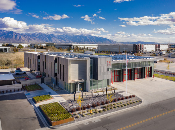 Salt Lake Fire Station 14
