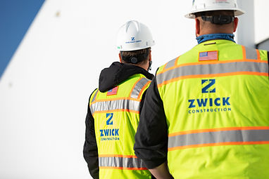Zwick Construction is committed to building the most sustainable projects and has won national awards for our work on the Salt Lake City Fire Station 14, a net-zero fire station.