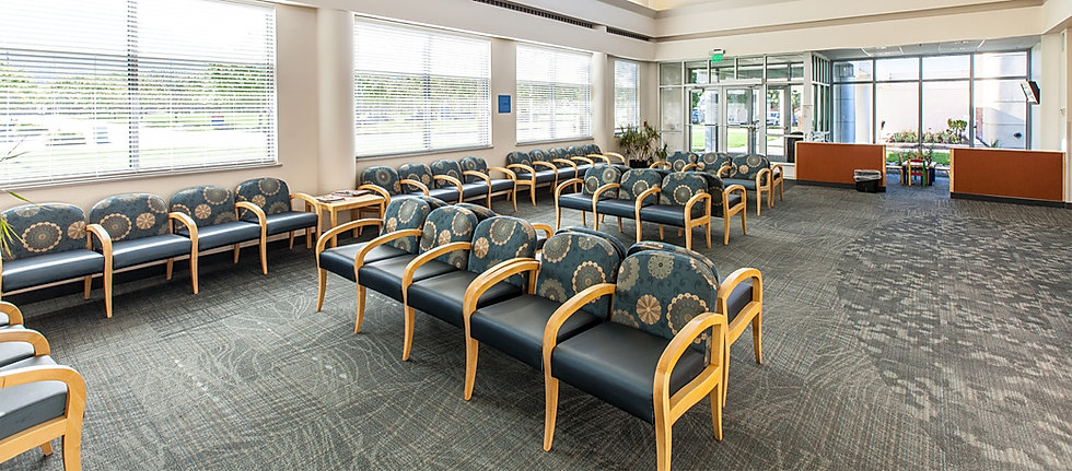 The Intermountain Healthcare in Orem, UT is one of Zwick Construction's medical/senior care projects.