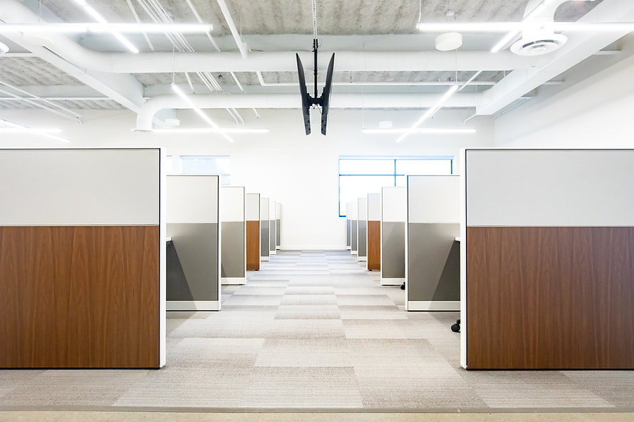 Zwick Construction has completed many office projects throughout states like Utah, California, Nevada, and Arizona, including Onset Financial.