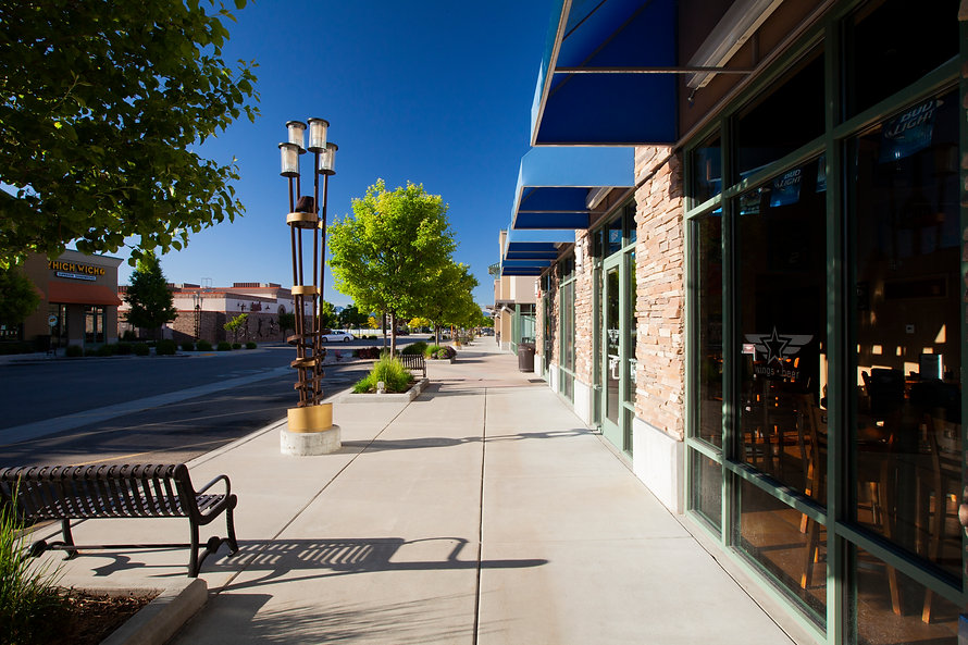 Zwick Construction has completed many retail projects throughout states like Utah, California, Nevada, and Arizona, including the University Mall Addition.