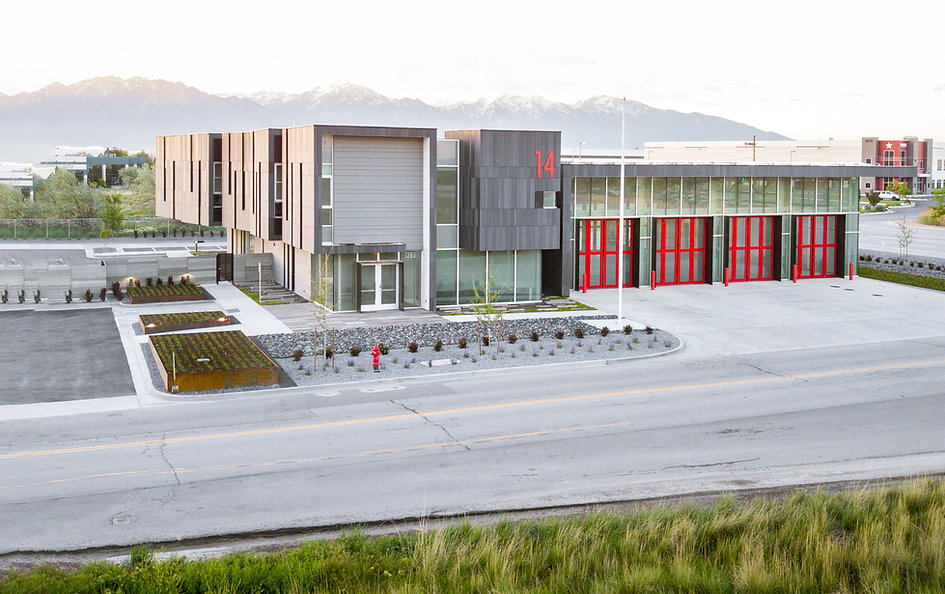 Zwick Construction has completed hundreds of projects in all industries throughout states like Utah, California, Nevada, Arizona, Oregon, Idaho, Florida, and internationally, inlcuding the Salt Lake City Fire Station 14, an ENR-national award-winning project.