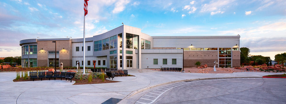 Zwick Construction has completed many recreational centers throughout states like Utah, California, Nevada, and Arizona, including the Northwest Recreational Center.