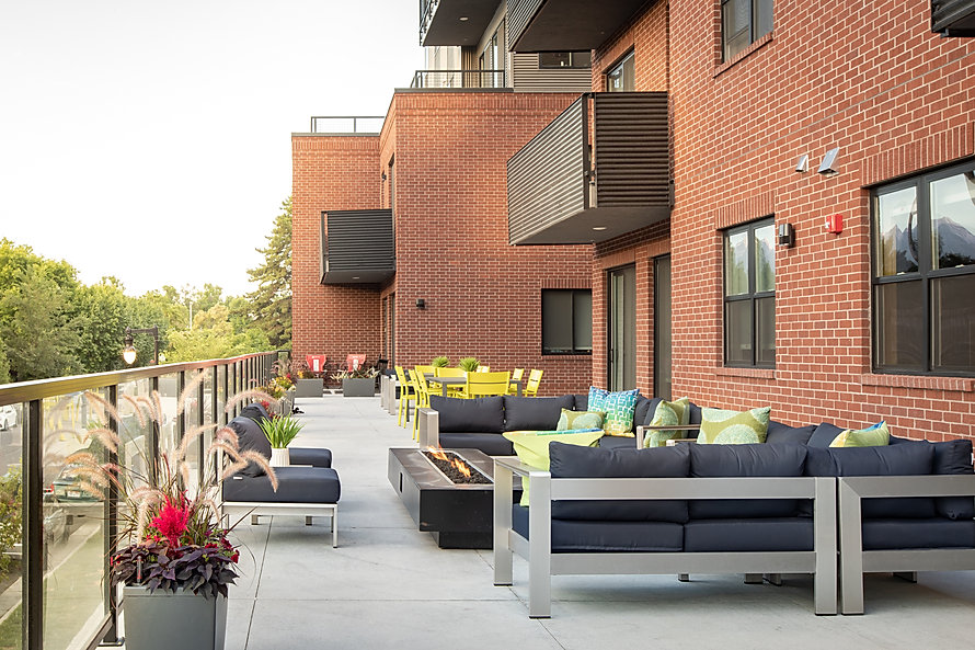 2100 by URBANA is just one of many multifamily construction projects completed by Zwick Construction.