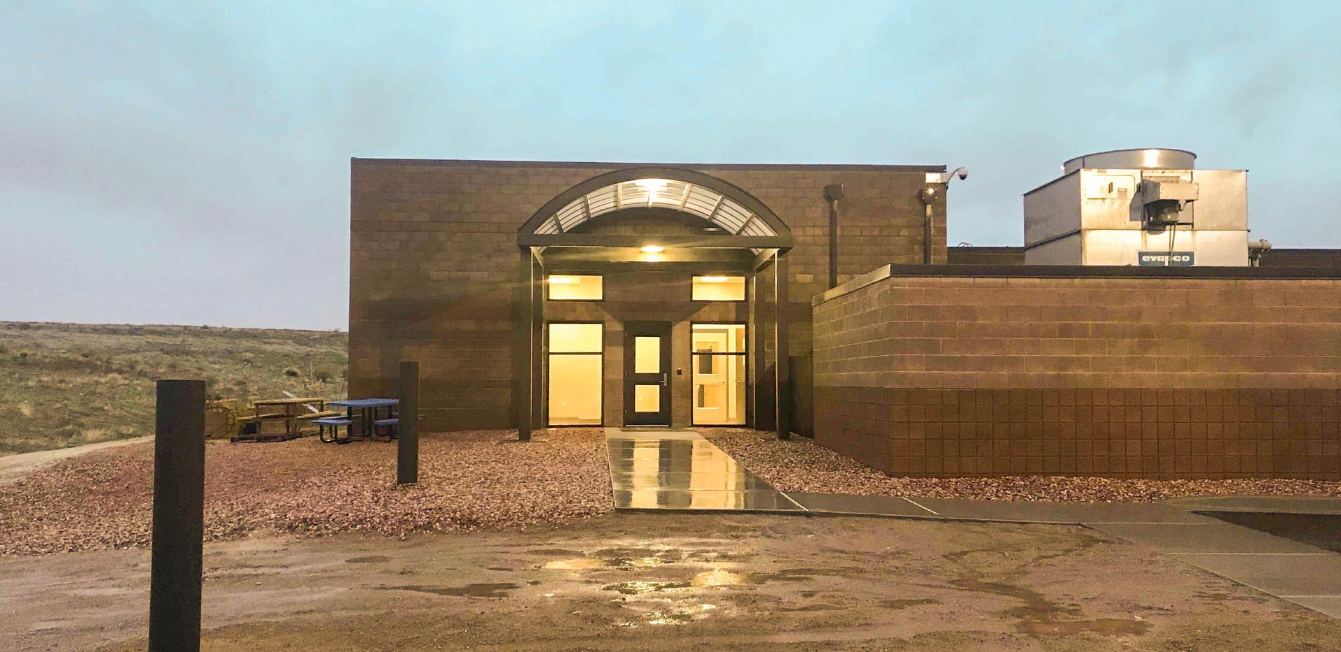 Dixie Area Detention Center